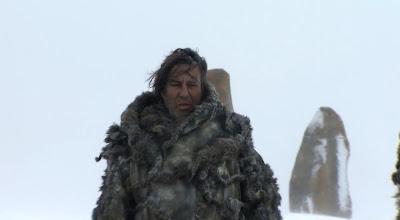 Mance Rayder rey mas alla del muro - Juego de Tronos en los siete reinos