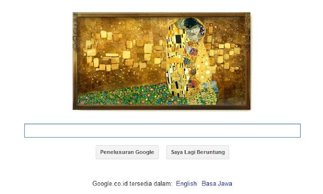 Klimt | Gustav Klimt Pelukis Simbolisme Wanita
