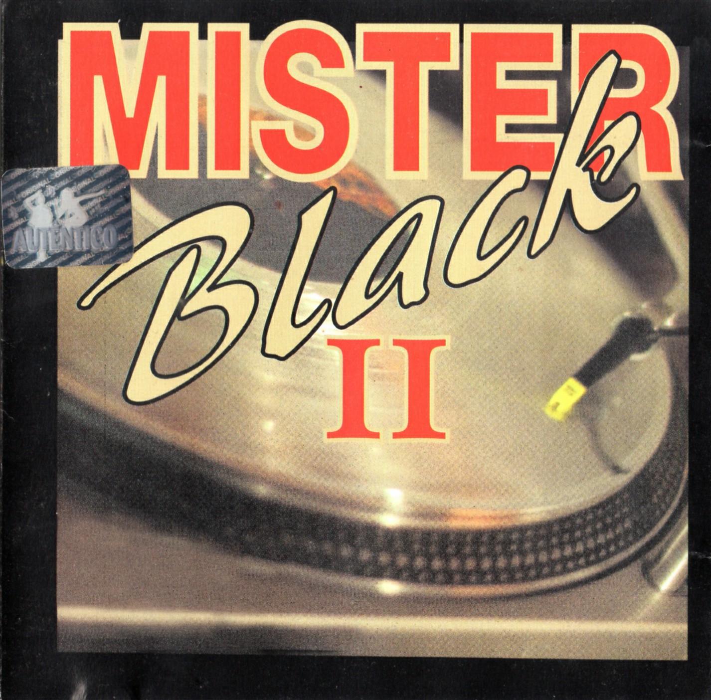 MISTER BLACK II