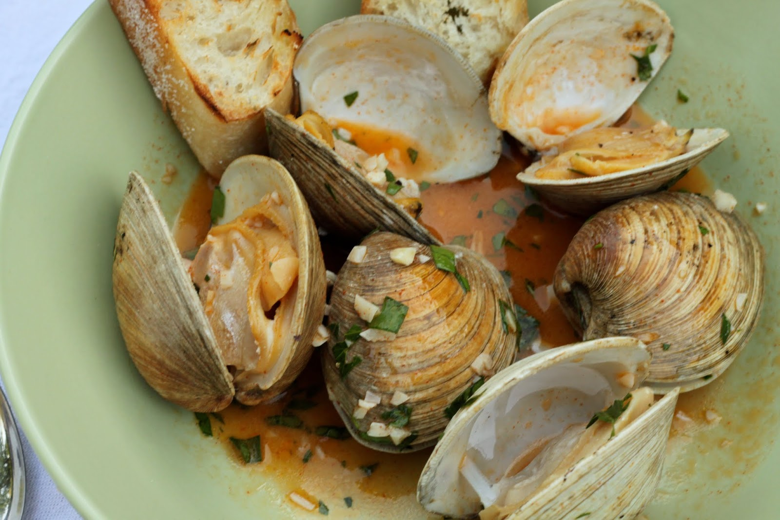1000 2c 20783 smoked clams with tequila sauce recipes dishmaps smoked ...