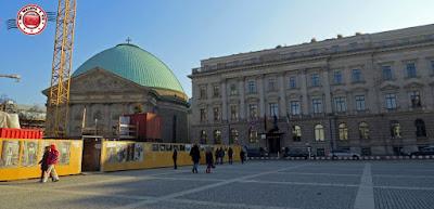 Berlín - Bebelplatz