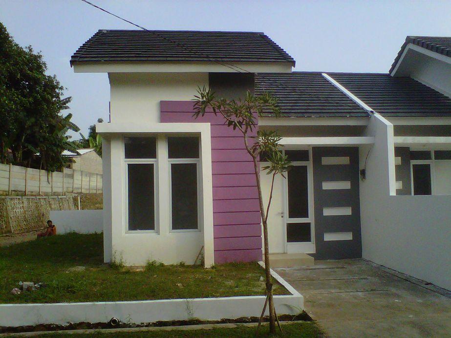 gambar rumah mungil minimalis kreatif