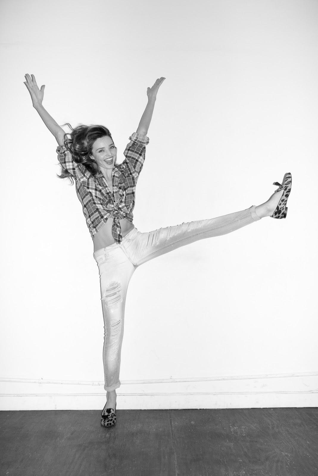 Miranda Kerr By Terry Richardson