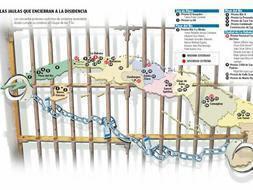 Morir a cámara lenta en una cárcel cubana
