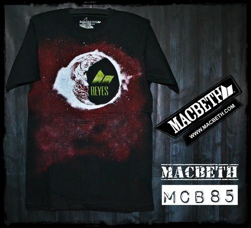 Kaos Surfing MACBETH Kode MCB85