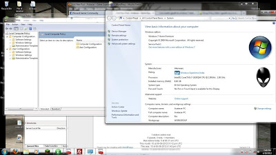 Cara Instal dan Enable Gpedit.msc di Windows 7