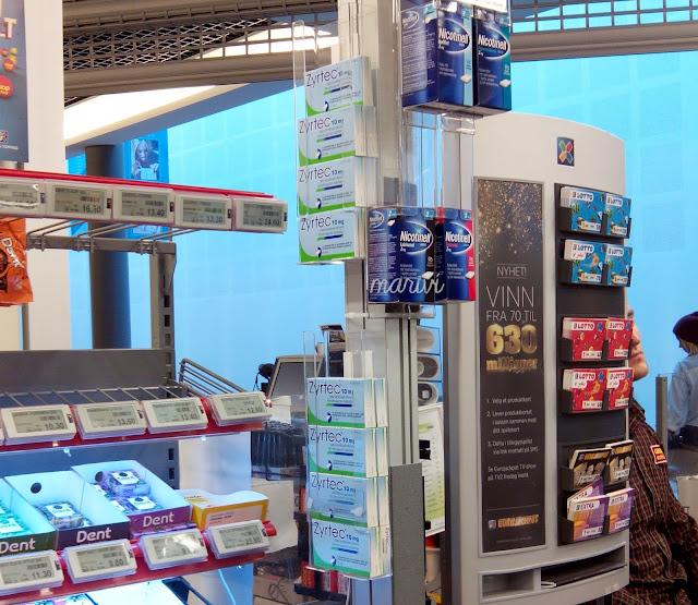 Medicamentos-supermercado-Leknes-Lofoten