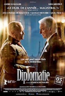 Diplomacy (2014) - Movie Review