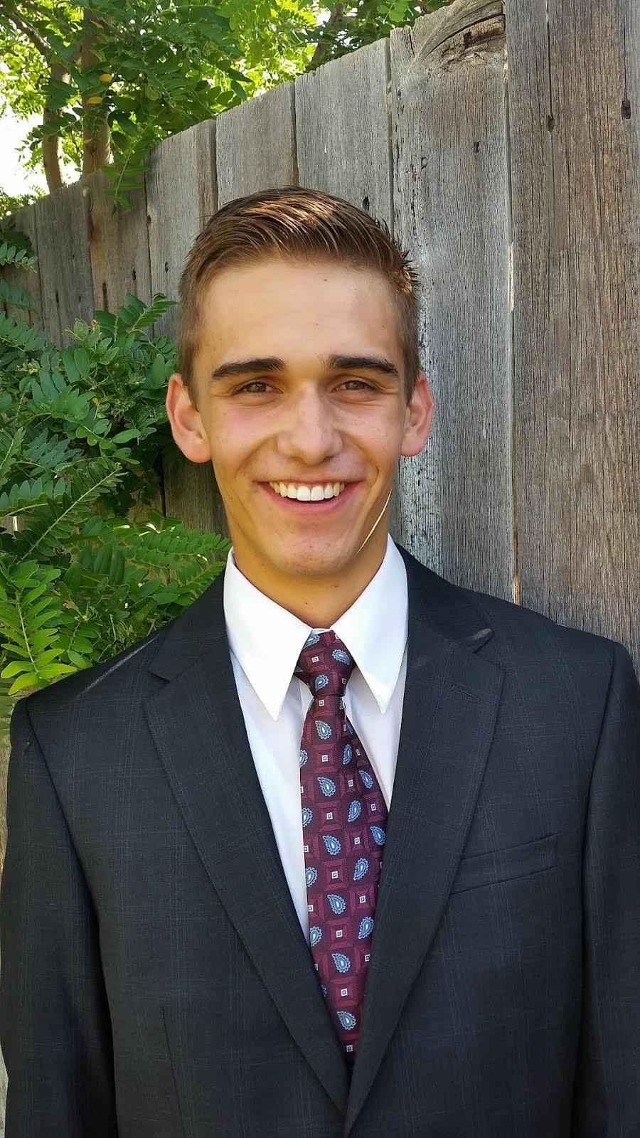 Elder Tyler Rife
