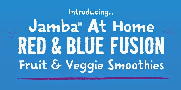 Jamba Fusion smoothies