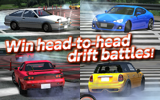 Download DRIFT SPIRITS v1.7.2 Apk + Data