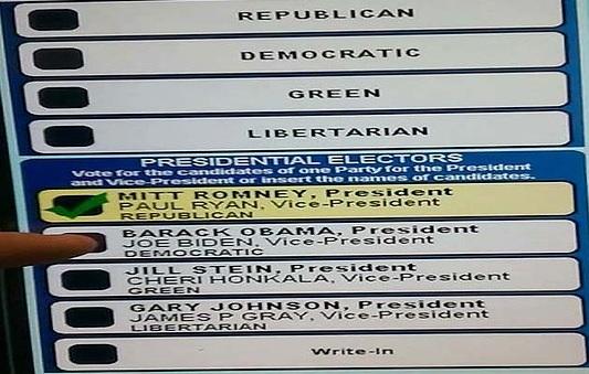 Pennsylvania machine gave Obama vote to Romney