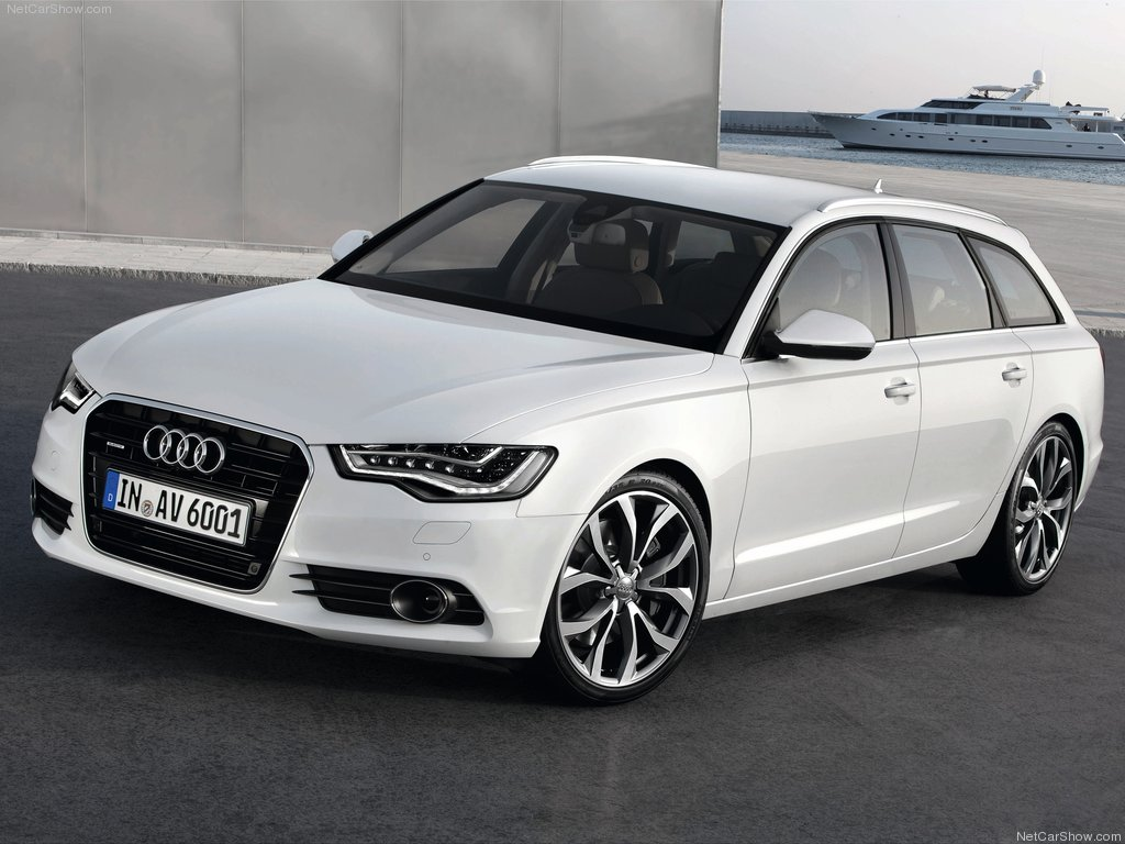 car models com 2012 audi a6 avant. Black Bedroom Furniture Sets. Home Design Ideas