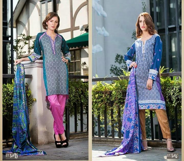 Shariq-Textile-Printed-Lawn-Dresses