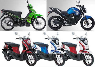 Motor Terbaru 2014 Di Indonesia