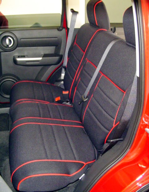 Dodge seat covers For Monster Protection image