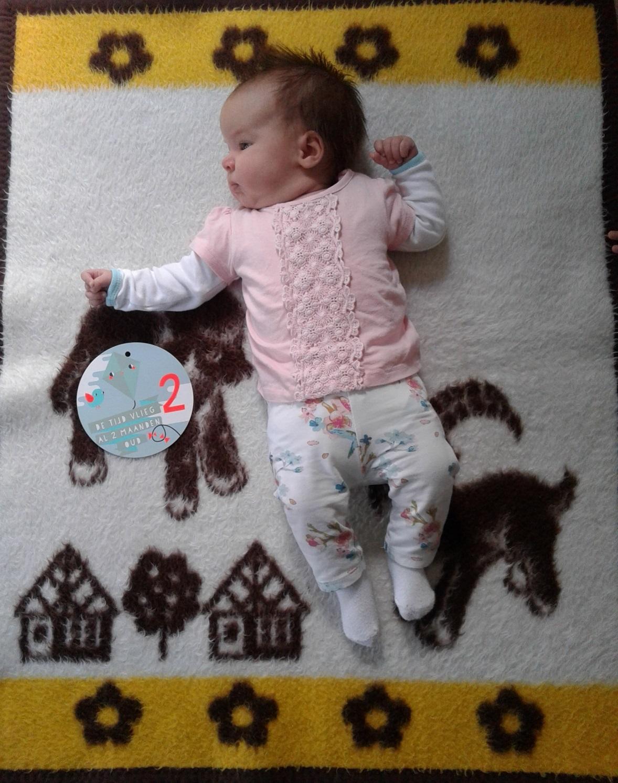 Elisa 2 maanden