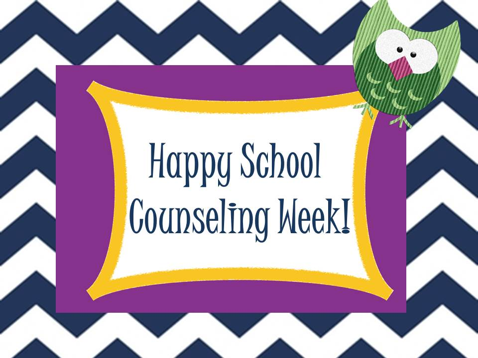 The Stylish School Counselor: Happy School Counseling Week!!!!