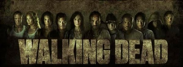 The Walking Dead Tropa Friki