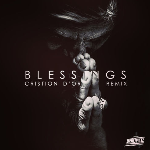 Cristion D'or Blessings Freestyle cover art