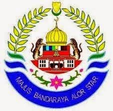 Jawatan Kerja Kosong Majlis Bandaraya Alor Setar (MBAS) logo www.ohjob.info
