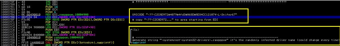 Malware Tutorial Analysis 23: Tracing Kernel Data Using Data Breakpoints