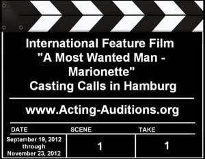 A Most Wanted Man Marionette Auditions Casting Calls