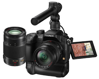 Panasonic Lumix, Full HD video, touch screen camera
