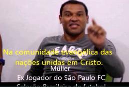 Ex jogador do São Paulo F.C. Müller estará em breve na CENUC