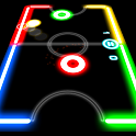 logo of Glow Hockey APK