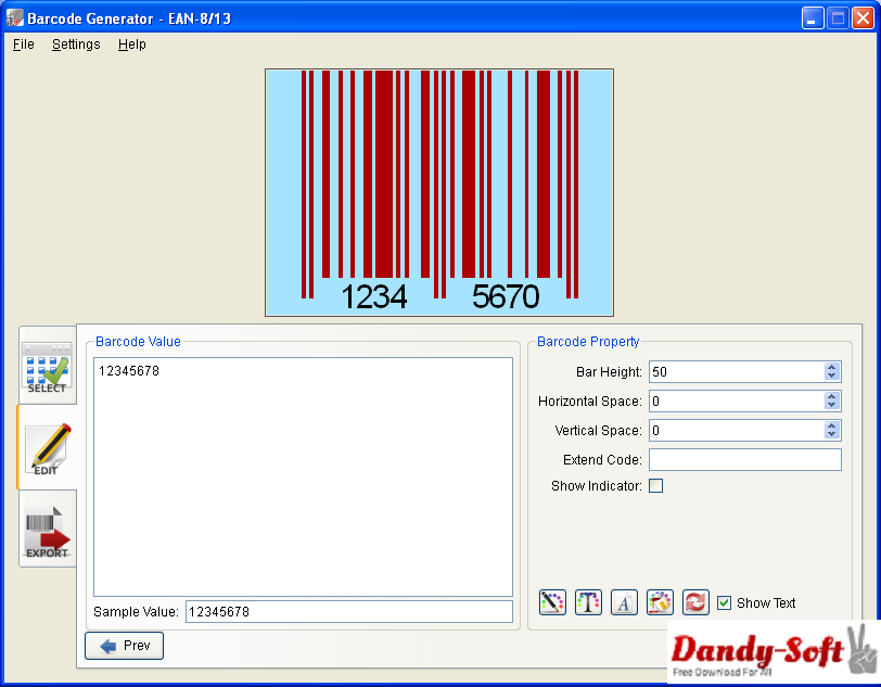 Aurora 3D Barcode Generator 3.05.03 Full Version