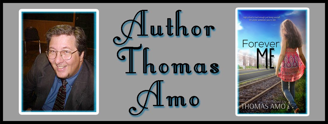 Author Thomas Amo