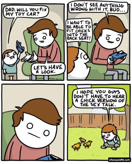 Chick's Talk