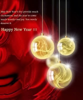 Unique Happy New Year Sayings For Facebook 2015