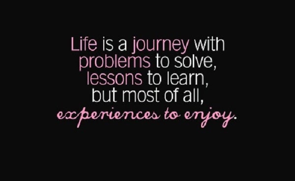 Inspirational Quotes About Lifes Journey Best Inspirational Quotes About Lifes Journey