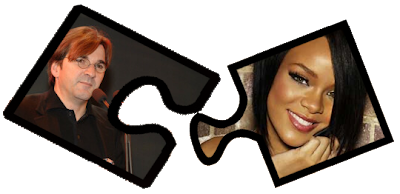 Normand Corbeil & Rihanna