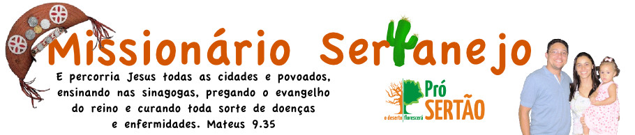 Missionário Sertanejo