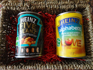 Heinz Baked Beans Tea for Grown Upz