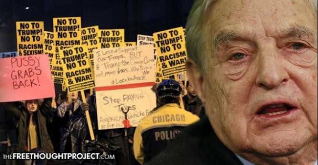 Το Ίδρυμα Σόρος πίσω από τις προπαγανδιστικές εκστρατείες κατά της Χρυσής Αυγής και του Προέδρου Τραμπ