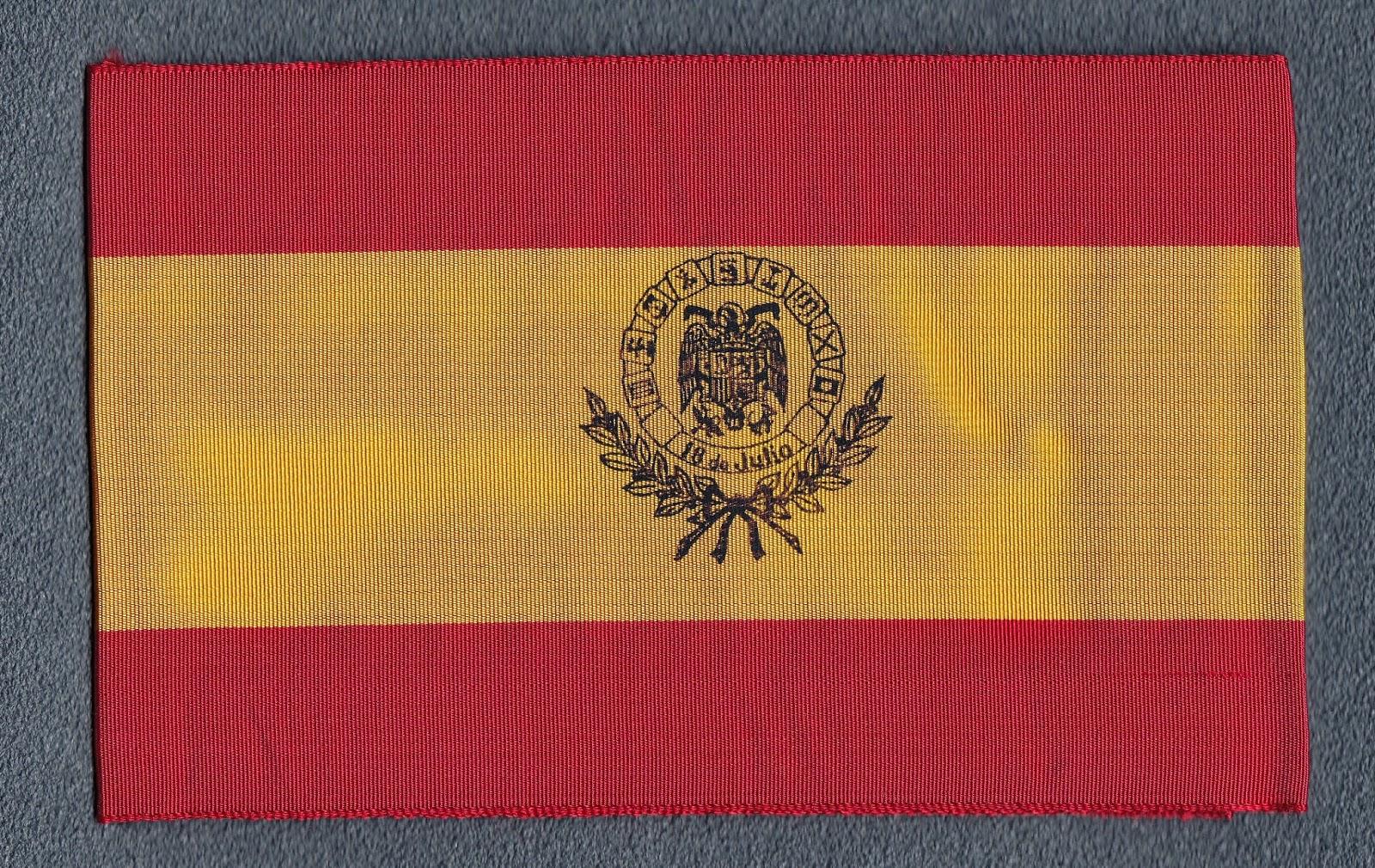 Brazalete confederación nacional combatientes Brazalete+Confederaci%C3%B3n+Nacional+de+Combatientes