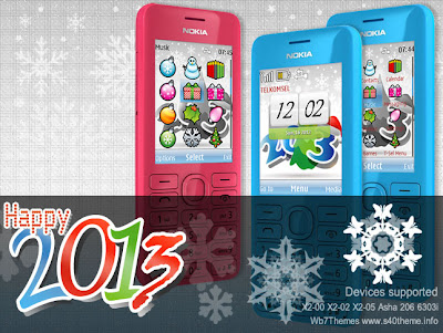 Happy,new,year,2013,theme,themes,tema,x2-00,x2-02,x2-05,asha,206,6303i,classic