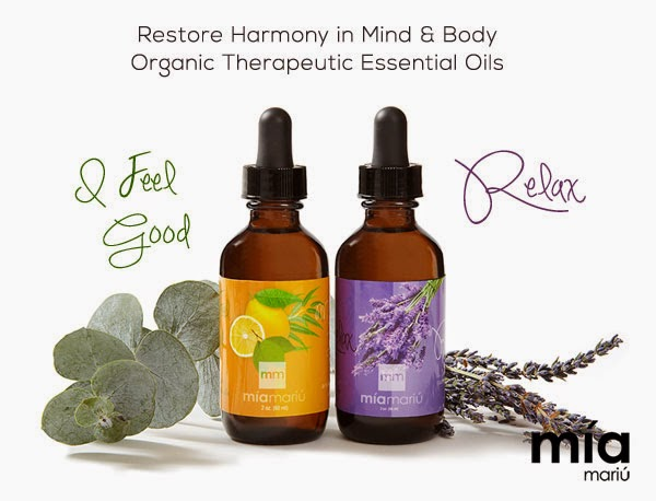 Mía Mariu New Essential Oils