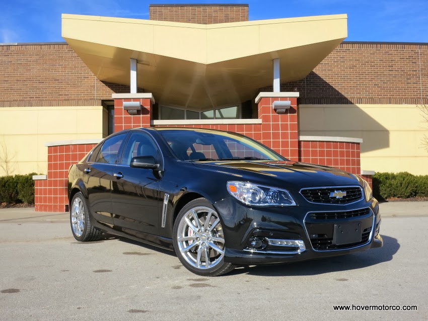 2014 Chevrolet SS Test Drive Review. Not What It First Appears To Be