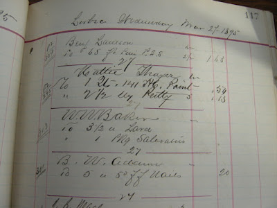 Find New Brunswick Ancestors in Maine Store Ledger