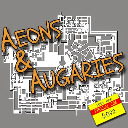 Free GM Resource: Aeons & Augaries Geomorphs