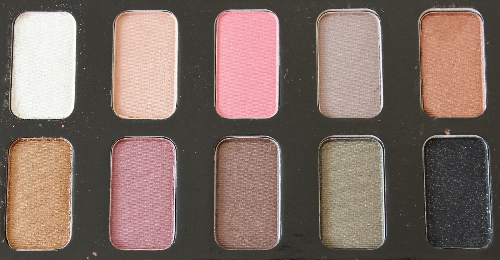 A picture of Anna Sui Eye Color Palette