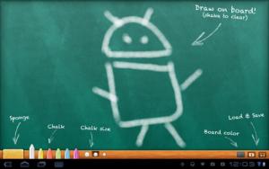 Bord, Papan Tulis Elektronik untuk Tablet Android