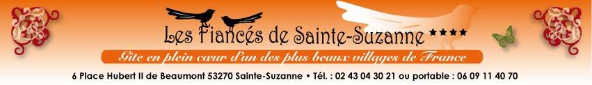 """Gîte d'amoureux """"les fiancés de Sainte-Suzanne"""""""