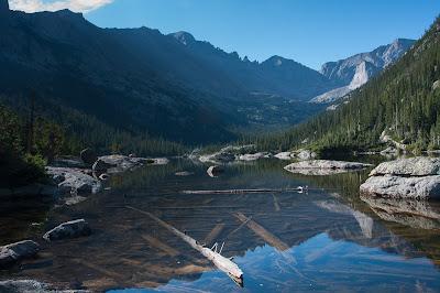 Mills Lake, Rocky Mountain National Park