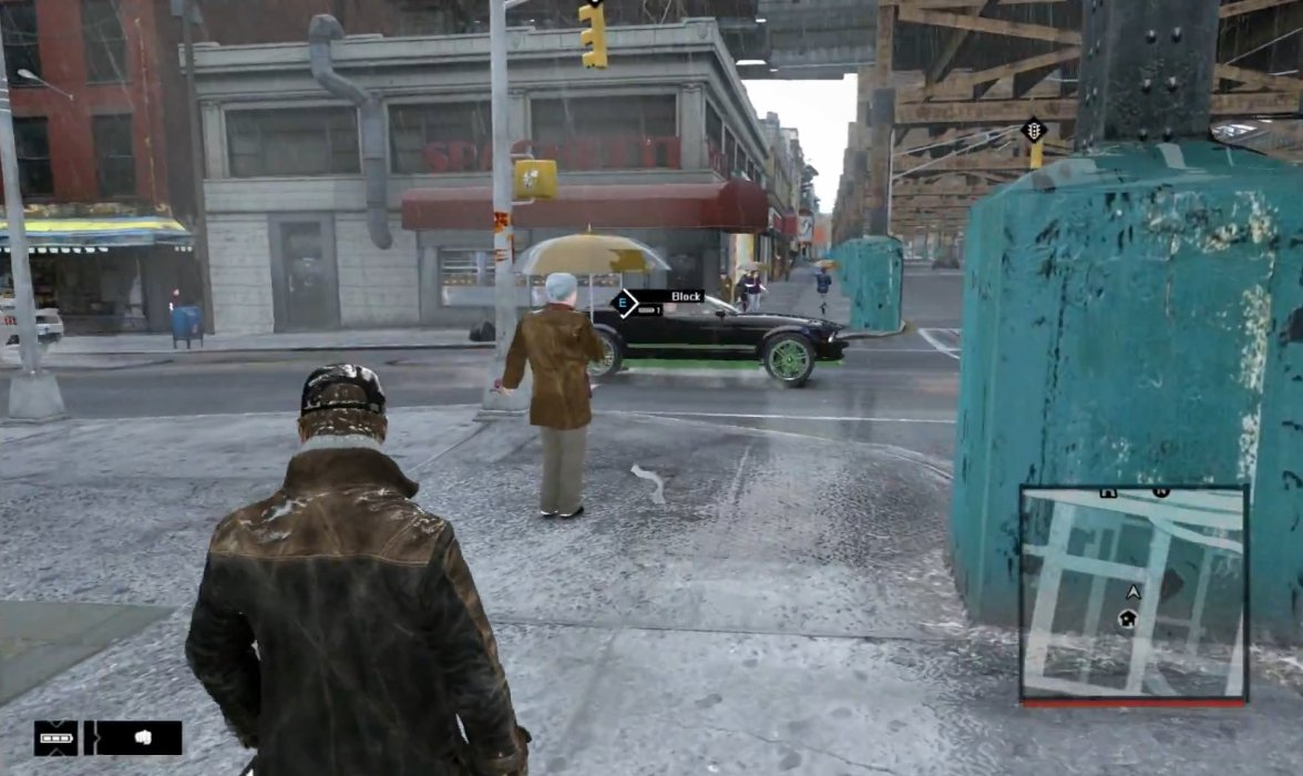 Download Mod Watch Dogs untuk GTA IV